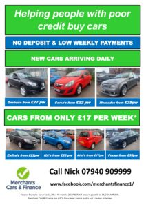 Looking for a car on Finance with a low weekly repayment?